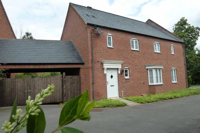 Thumbnail Detached house to rent in Lattimore Road, Stratford-Upon-Avon
