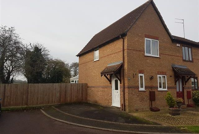 Thumbnail Property to rent in The Osiers, Desborough, Kettering