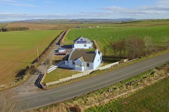 Thumbnail Detached bungalow for sale in Geirston Cottage, Maybole, South Ayrshire