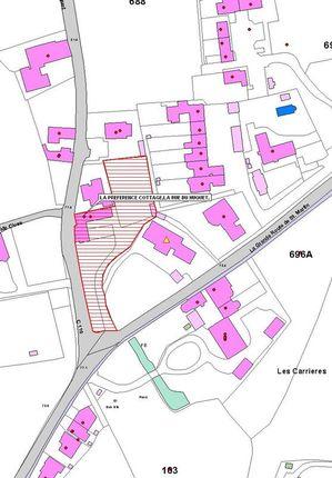 Thumbnail Land for sale in La Rue Du Huquet, St. Martin, Jersey