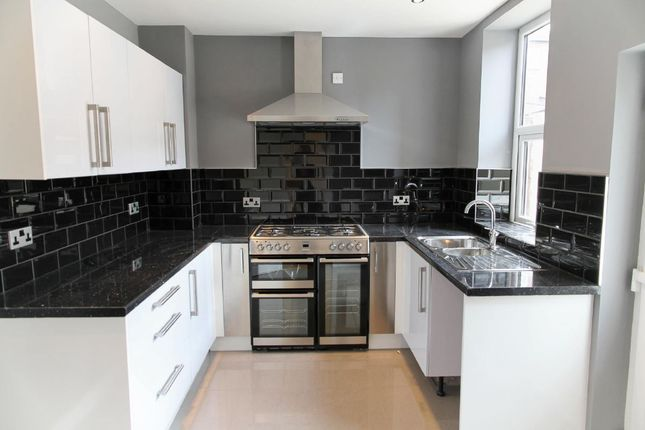 Thumbnail End terrace house to rent in Plungington Road, Fulwood, Preston