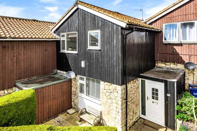 3 bed terraced house for sale in Rosemary Row, Tadcaster LS24