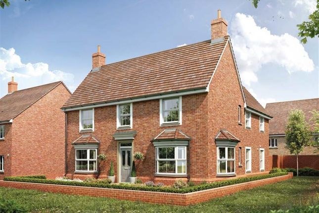 Thumbnail Detached house for sale in Aston Reach Phase 2, Weston Turville, Aylesbury