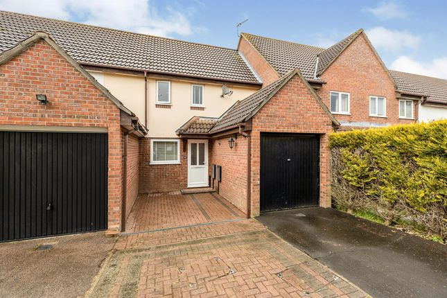 2 bed terraced house for sale in Briton Way, Wymondham NR18