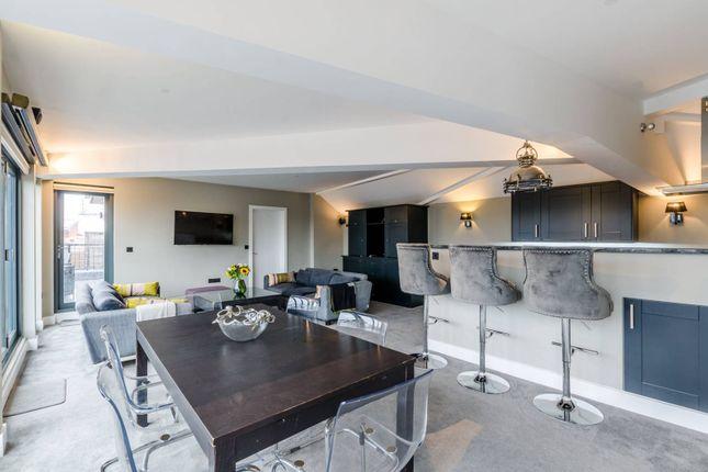 Thumbnail Flat to rent in Bell Yard Mews, Bermondsey, London