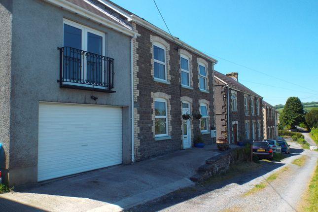 Thumbnail Detached house for sale in Llannon Road, Pontyberem, Llanelli
