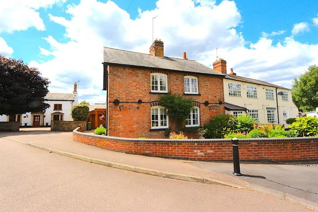 Thumbnail Cottage for sale in Main Street, Glenfield, Leicester