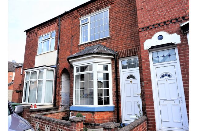 Thumbnail Terraced house for sale in Cornwall St, Enderby