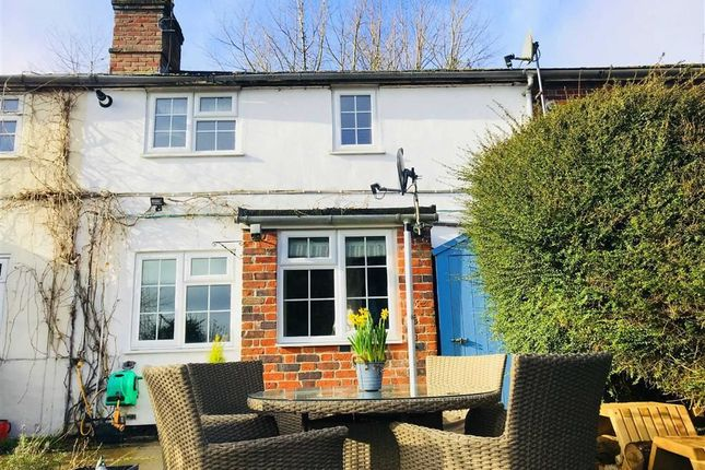 Thumbnail Terraced house for sale in Poulton Cottages, Tinpit, Marlborough, Wiltshire