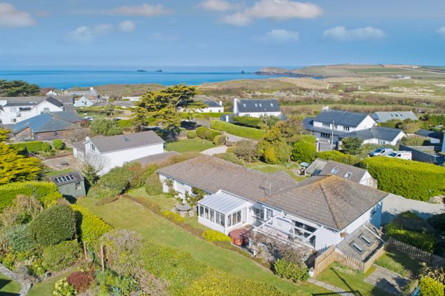 Thumbnail Detached bungalow for sale in Constantine Bay, Constantine