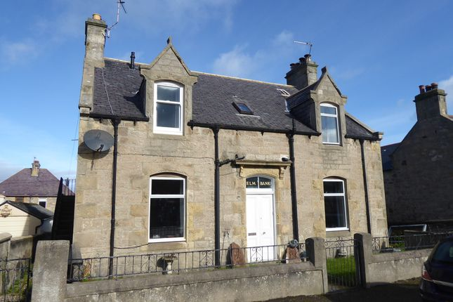 Thumbnail Detached house for sale in Stotfield Road, Lossiemouth