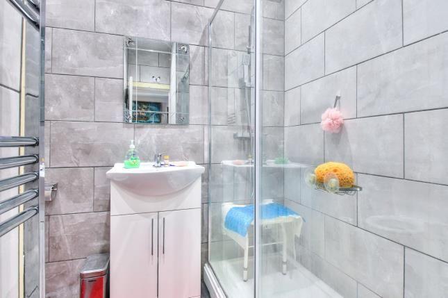 Shower Room of Daneshouse Road, Burnley, Lancashire BB10