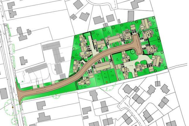 Detailed Plans of Chapel Road, Pott Row, King's Lynn PE32