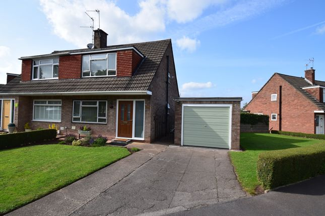Thumbnail Semi-detached house to rent in Anderson Place, Malpas, Newport