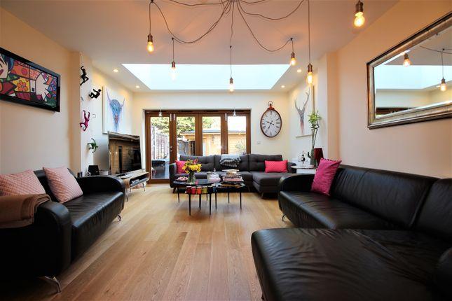 Thumbnail Semi-detached house for sale in Godwin Terrace, Romford