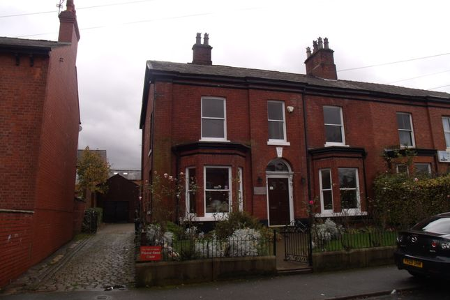 Thumbnail Semi-detached house for sale in Chapel Street, Hyde