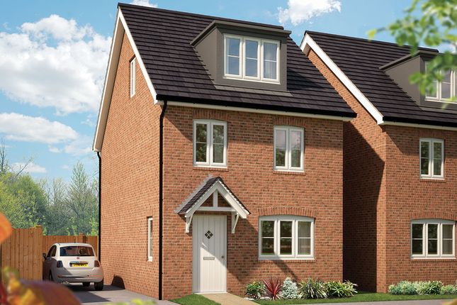 """3 bed semi-detached house for sale in """"The Beech"""" at Pioneer Way, Bicester OX26"""