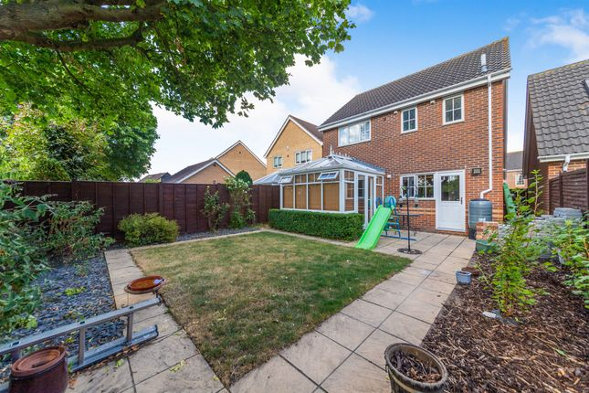 Thumbnail Detached house for sale in Howberry Green, Arlesey