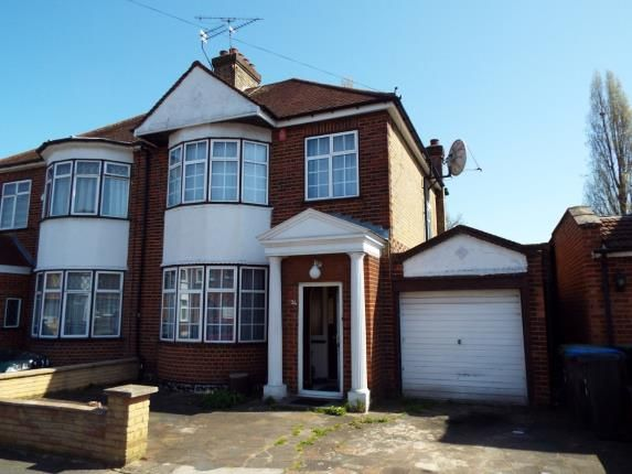 Thumbnail Semi-detached house for sale in Pentyre Avenue, London