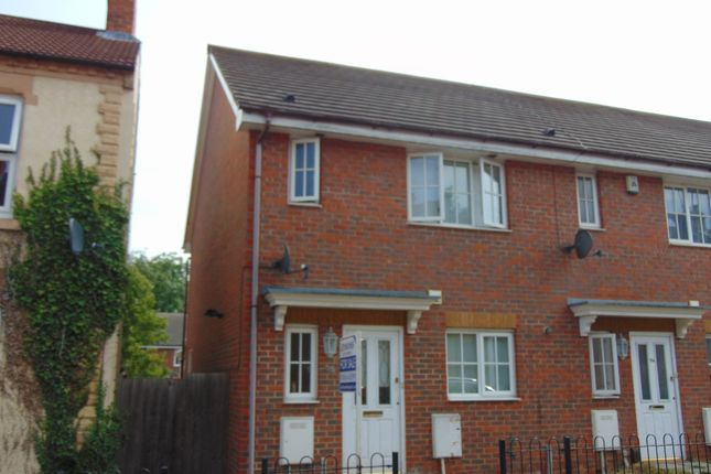 3 bed end terrace house for sale in Chaucer Street, Northampton