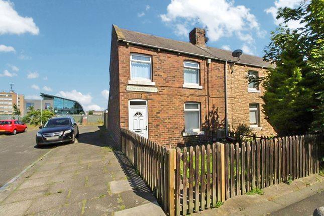 2 bed terraced house for sale in Richardson Street, Ashington NE63