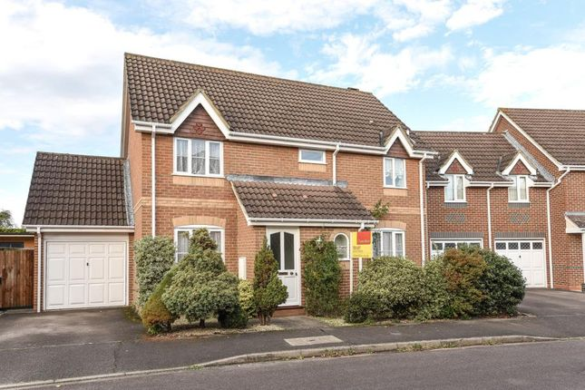 Thumbnail Detached house to rent in Milton, Oxfordshire