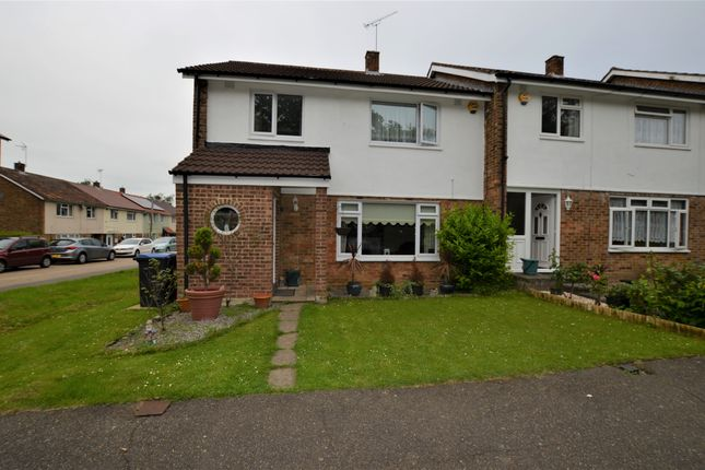 Thumbnail Semi-detached house for sale in Churchfield, Harlow