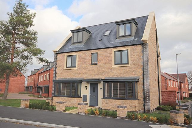 Thumbnail Detached house for sale in Kent Road South, Marina Gardens, Northampton