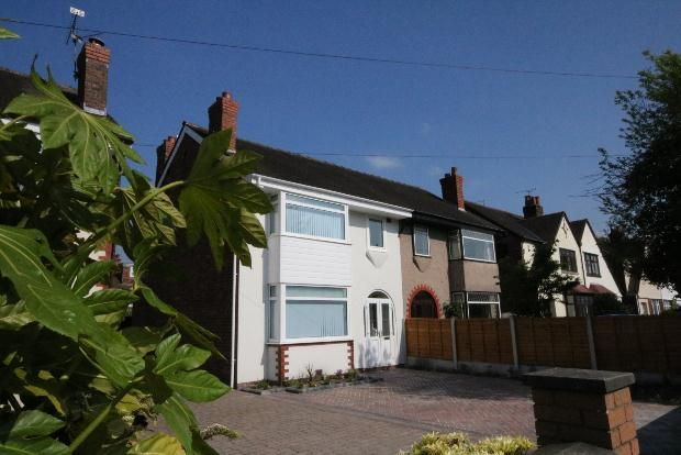 3 bed semi-detached house for sale in Sefton Road, Formby, Liverpool
