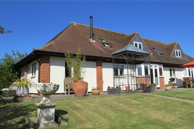Thumbnail Detached house for sale in Moreton Paddox, Moreton Morrell, Warwick, Warwickshire