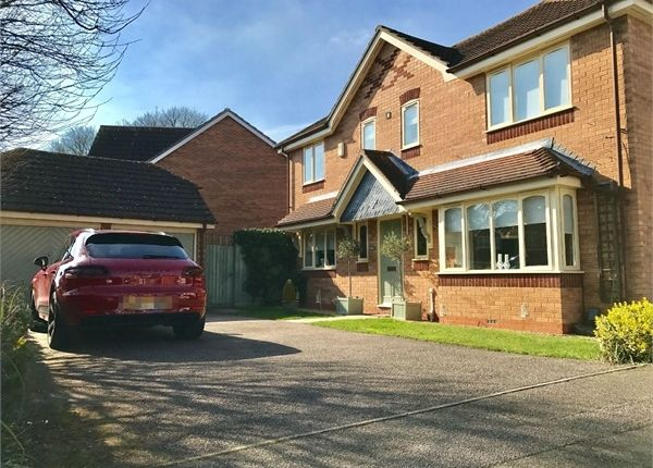 Thumbnail Detached house for sale in Berkeley Close, Ipswich, Suffolk