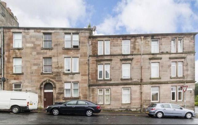 Thumbnail 1 bedroom flat for sale in 101, Dempster Street, Flat 1-1, Greenock PA154Ed