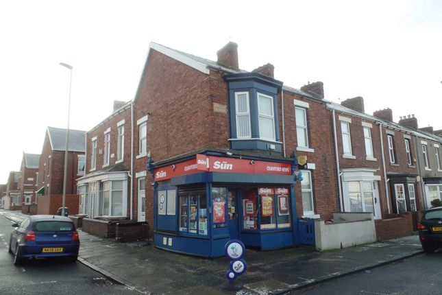 Thumbnail Retail premises for sale in Fort Street, South Shields
