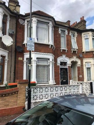 Thumbnail Terraced house to rent in Kensington Avenue, London