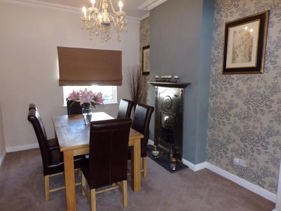 Dining Room of Broad Street, Syston, Leicester, Leicestershire LE7