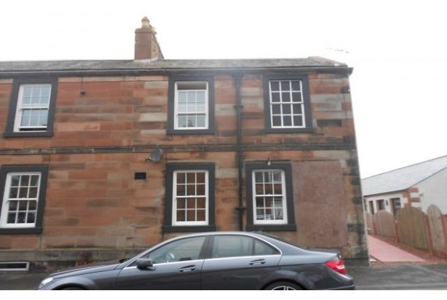 Thumbnail Semi-detached house to rent in Wellington Street, Annan