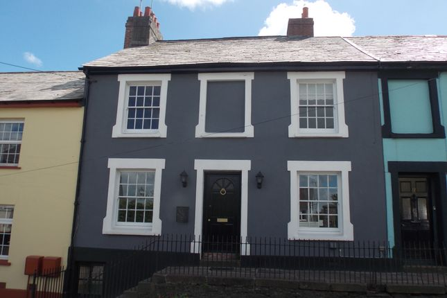 Thumbnail Terraced house to rent in St. Thomas Road, Launceston
