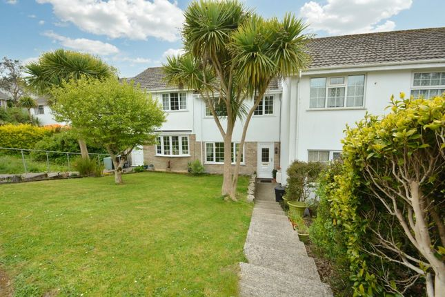 Thumbnail Terraced house for sale in Pengarth Rise, Falmouth