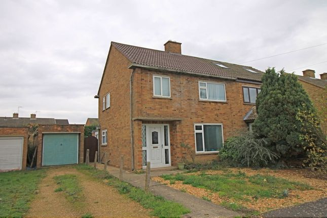 Thumbnail Semi-detached house for sale in Pettit Road, Godmanchester