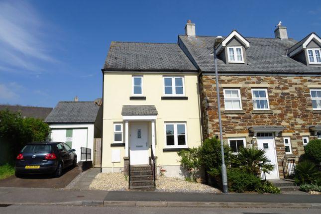 Thumbnail Property to rent in Golitha Rise, Liskeard, Cornwall