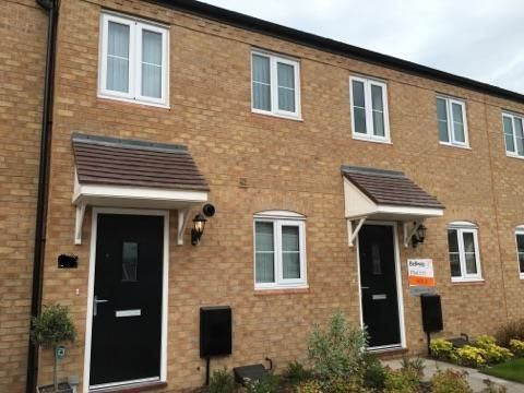 2 bed terraced house to rent in Ferridays Fields, Telford