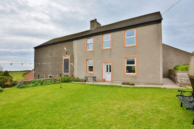 Thumbnail Farmhouse for sale in Coulderton, Egremont