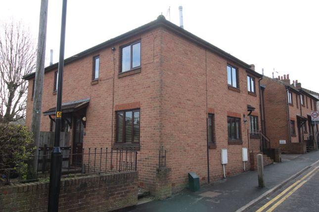 Thumbnail Terraced house to rent in Park Row, Knaresborough
