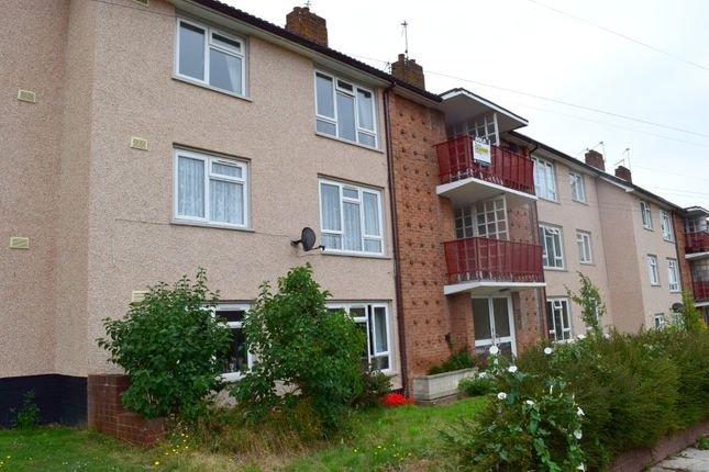 Thumbnail Flat to rent in King Arthurs Road, Exeter