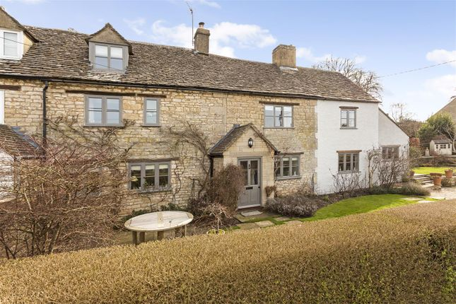 Thumbnail Cottage for sale in Theescombe, Amberley, Stroud