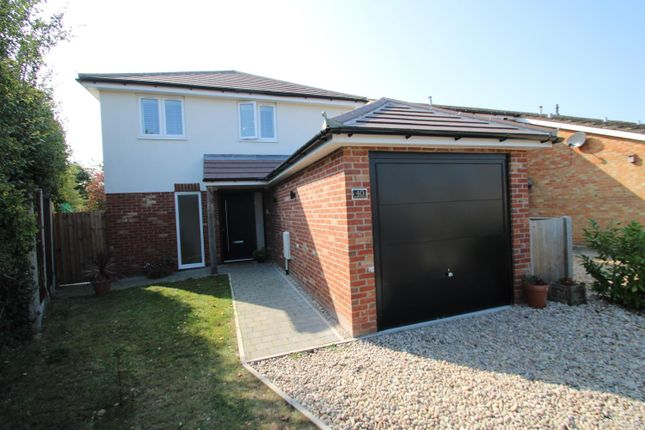 Thumbnail Detached house for sale in Hunt Close, Feering, Colchester