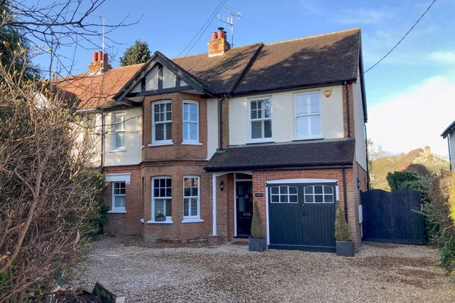 Thumbnail Semi-detached house for sale in Green Lane, Prestwood