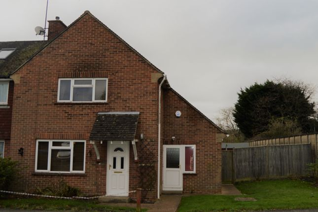 Thumbnail End terrace house to rent in Anchor Field, Ringmer