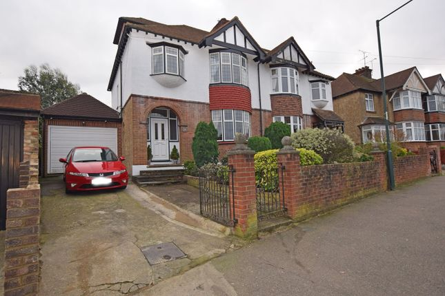 Thumbnail Semi-detached house for sale in Oxford Road, Gillingham