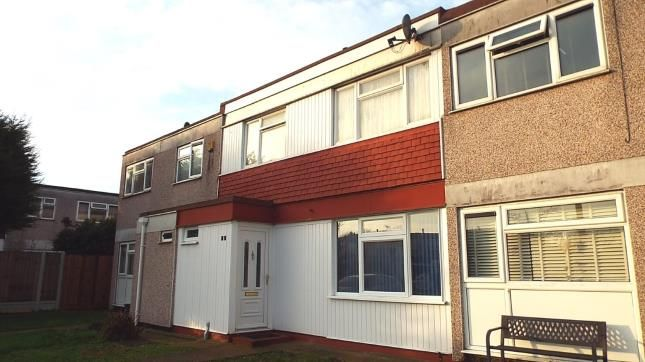 3 bed terraced house for sale in Jones Close, Southend-On-Sea